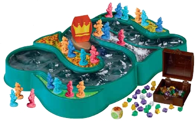 Spiel Fluss der Drachen