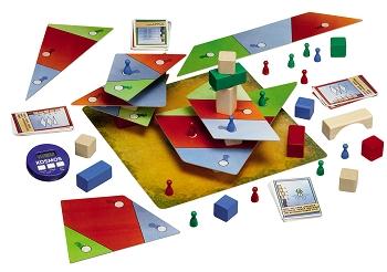 Tohuwabohu Spielaufbau