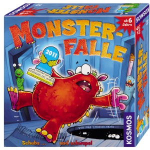 Monster-Falle Cover