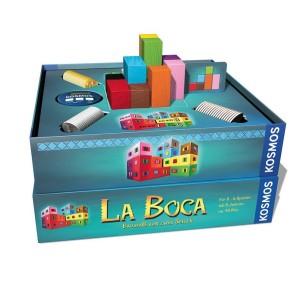 La Boca Spielaufbau