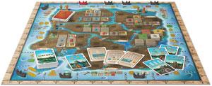 Spielplan Murano