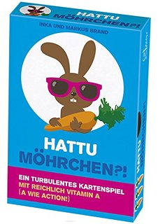 Cover Hattu Möhrchen