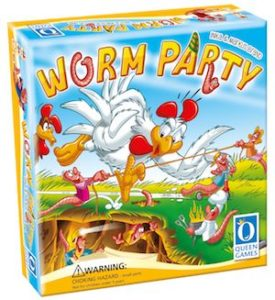 Wurm Party Cover