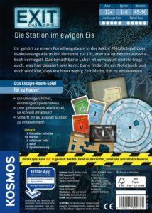 Back - Die Station im ewigen Eis