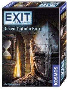 Cover - Die verbotene Burg