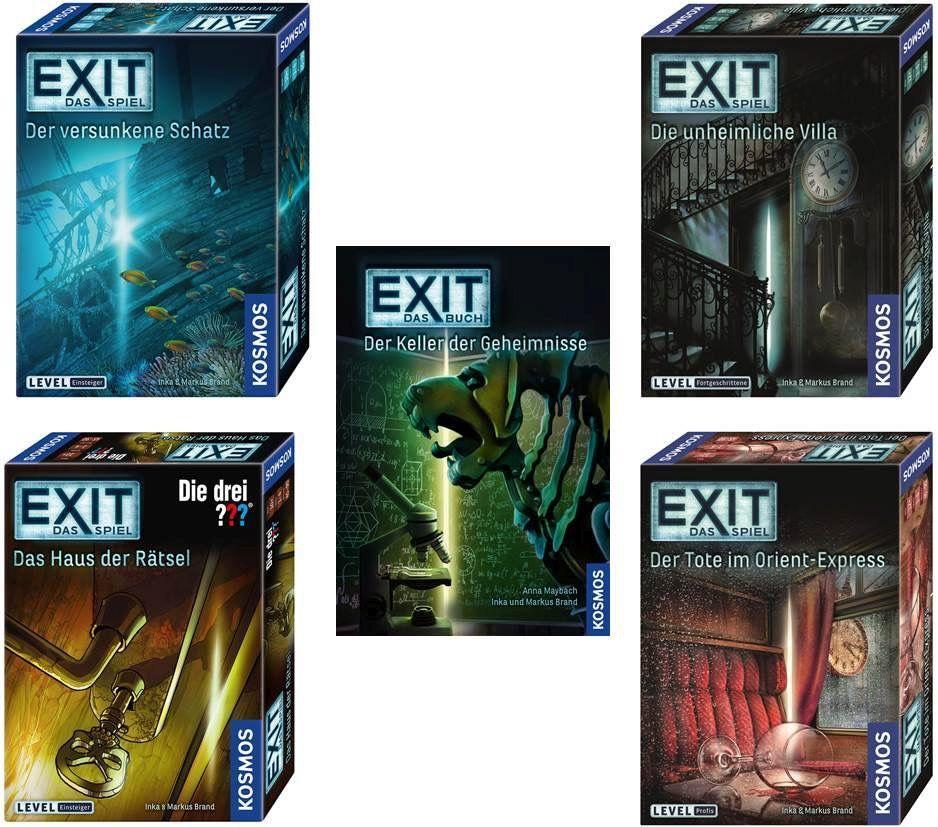 Exit - das Spiel - Herbst 2017